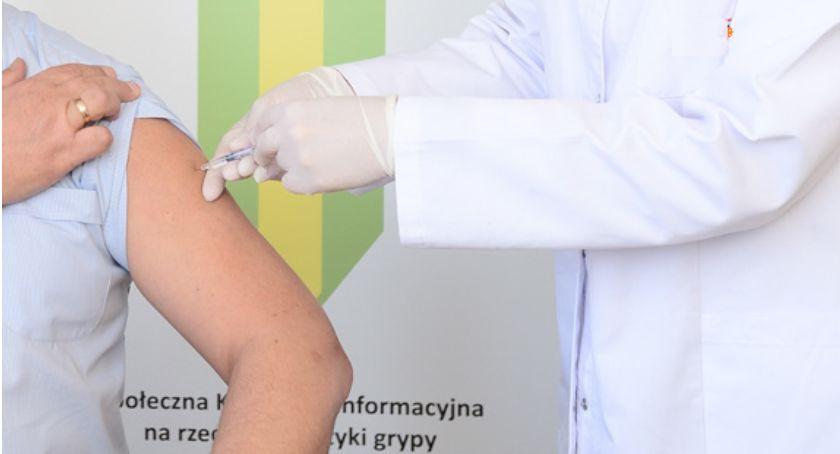 Styl życia, Wciąż można zaszczepić przeciwko grypie - zdjęcie, fotografia