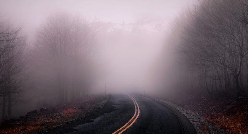 Wiadomości, Cały region dziś spowije gęsta mgła - zdjęcie, fotografia