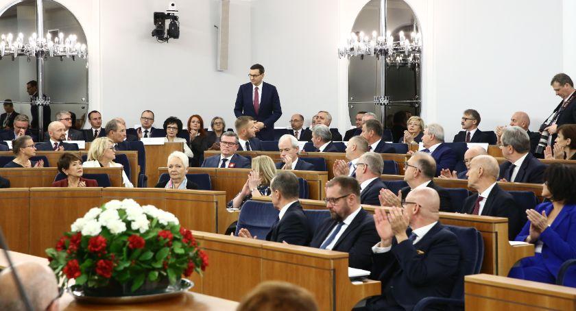 Polityka, Senacka obrachunkowa - zdjęcie, fotografia