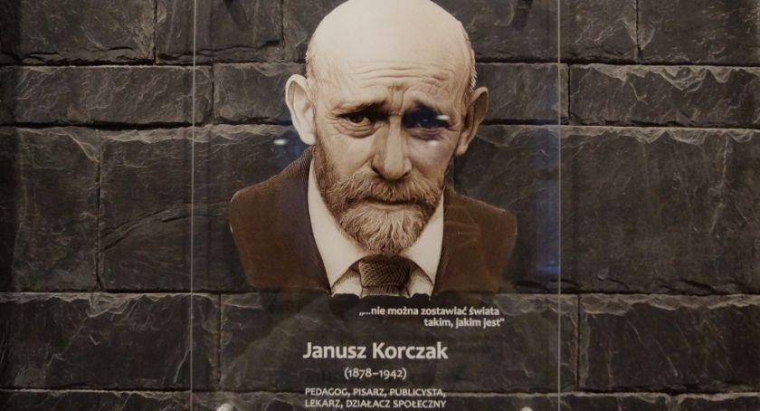 Wiadomości, Janusza Korczaka kształceniu ciągle żywa Porozmawiają nauczyciele - zdjęcie, fotografia