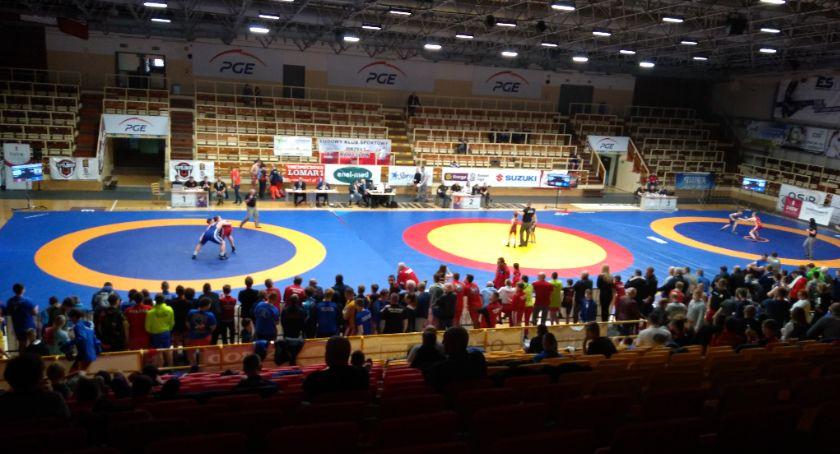 Sport, Nikodem Godun zdobył mistrzostwo Polski zapasach stylu klasycznym - zdjęcie, fotografia