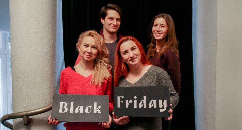 Kultura, Czarny Piątek także Dramatycznym - zdjęcie, fotografia