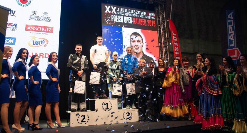 Sport, Pairoux Gauderic tegorocznym zwycięzcą Polish Kaliber - zdjęcie, fotografia