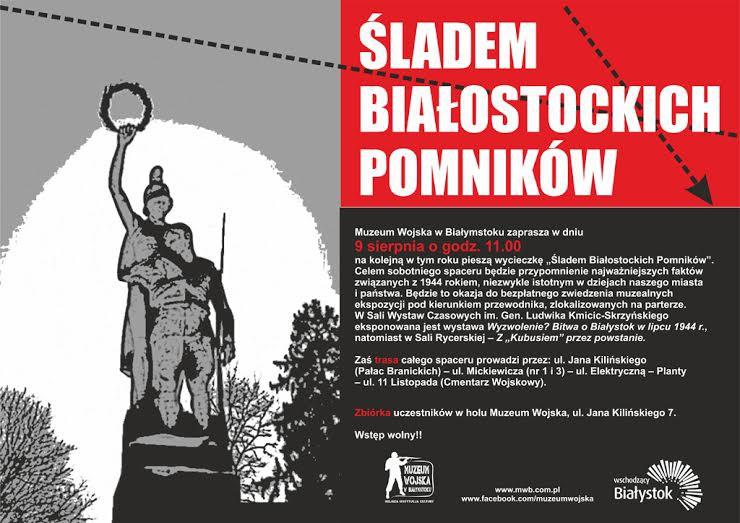 Kultura, Spacer historyczny Białymstoku - zdjęcie, fotografia
