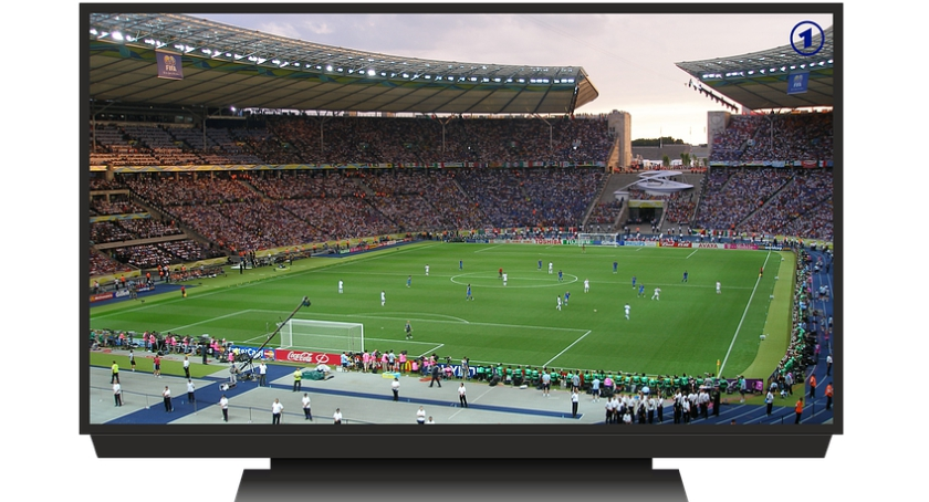 Gospodarka, Polsat może martwić zakazuje geoblokowania meczów - zdjęcie, fotografia