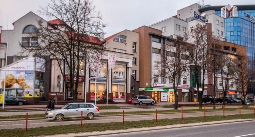 Lokalny biznes, Białystok tonie reklamach dzieje - zdjęcie, fotografia