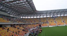 Stadion wciąż bez sponsora tytularnego