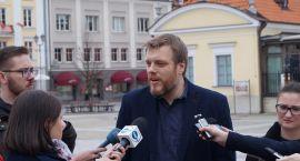 Zandberg zabiera głos w sprawie wydarzeń w Białymstoku i apeluje do Truskolaskiego