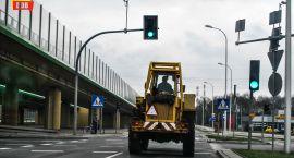 Wyłączenia sygnalizacji świetlnych na wybranych skrzyżowaniach