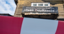 """Przeszukano siedzibę Stowarzyszenia Teatralnego Dom na Młynowej """"Teatr Trzyrzecze"""""""