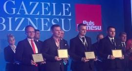 Gazela Ideal Group dumna z wykonanego skoku