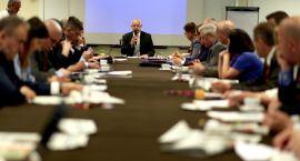 Konwent Przewodniczących Sejmików Województw RP obradował w Białowieży