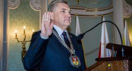 Tadeusz Truskolaski zaprzysiężony