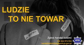 Masz informację o przypadkach handlu ludźmi – skontaktuj się z Policją