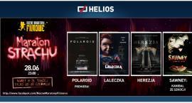 Maraton Strachu w kinach Helios