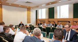 Rolnicy z Podlasia spotkali się z ministrem Sawickim