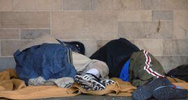 Osoby bezdomne są wśród nas