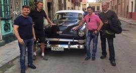 Król był na Kubie i nagrał teledysk