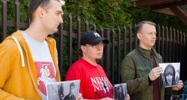Solidaryzują się z zatrzymanymi podczas protestów na Białorusi