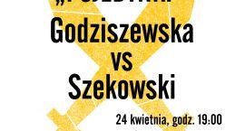 """""""Pojedynki"""": Arleta Godziszewska vs Piotr Szekowski"""