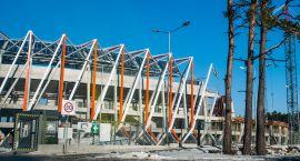 Zmiana terminu zakończenia prac budowlanych na stadionie
