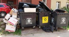 Śmieciowy bałagan