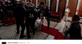 Interwencja podlaskiego posła u Ambasadora Francji