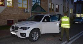 Odzyskano auto za 115 tys. zł