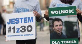 Białostoczanin z Greenpeace zostaje w areszcie