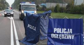Policja szuka świadków śmiertelnego wypadku motocyklisty