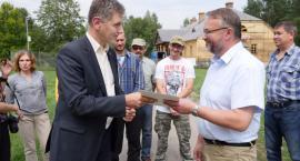 Skansen w Jurowcach rozwija się: 5 milionów i nowy dyrektor