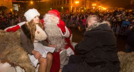 Mikołaj był, choć nie każdy go widział