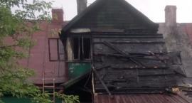 Ogień zniszczył wszystko. Potrzebne są pieniądze na odbudowę domu