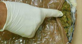 Policjanci przechwycili 5,5 kg narkotyków