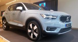 To zupełnie nowy model w gamie Volvo. XC40 pokazano klientom w salonie Nord Auto