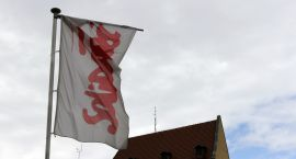 Wyborcy skarżyli się na flagi Solidarności?