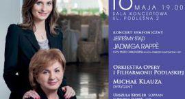 Koncert w filharmonii, bez scenografii Pabla Picasso