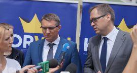 Przemysław Wipler otworzy biuro poselskie w Białymstoku