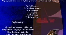 Arcydzieła muzyki kameralnej w Książnicy