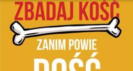 Bezpłatne badania na osteoporozę w Białymstoku