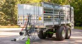 Maszyny rolnicze z Czarnej Białostockiej trafią na wschodnie rynku