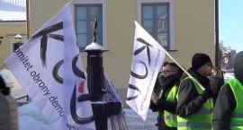 Demonstracja KOD: Nie chcą być inwigilowani