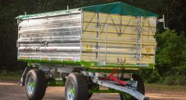 Nowe produkty podlaskiego producenta maszyn rolniczych