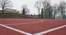 Szkoła przy Orlej ma nowe boiska