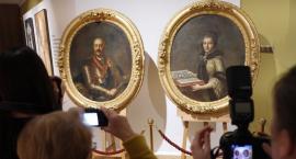 Pierwsza publiczna prezentacja portretów Izabeli i Jana Klemensa Branickich