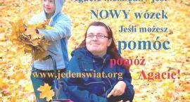 Agata pilnie potrzebuje nowego wózka!