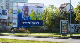 Bannery powyborcze jeszcze się przydadzą