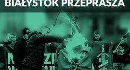Mem odpowiedzią na akcję Młodzieży Wszechpolskiej. Tak reaguje lewica