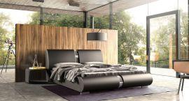 Nowa wygodna moda – łóżka tapicerowane do sypialni