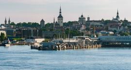 Obywatel Gie Żet: Pocztówka z Tallinna